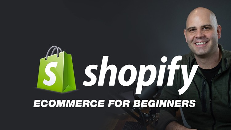 Shopify E-Commerce Websites for Beginners & Freelancers - Course Site How to Build an E-Commerce Business With Shopify to Make Money Online