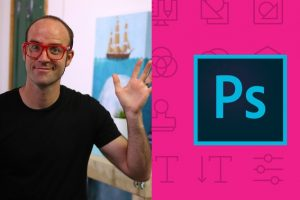Adobe Photoshop CC – Essentials Training Course Site This Adobe Photoshop Essentials course will teach you Photoshop Retouching as well as Photoshop for graphic design.
