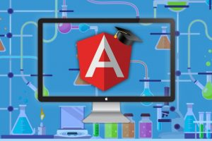 Angular 8 Advanced MasterClass & FREE E-Book Course Site Covers Angular 8 - Build Your Own Library, Learn Advanced Angular 8 Features