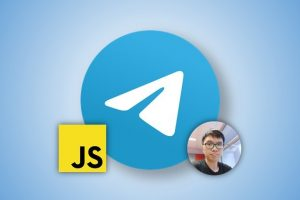 Build Telegram Bots with JavaScript: The Complete Guide Course Catalog Complete, Easy and Fast to learn. Build Telegram Chat Bots with Node.js using