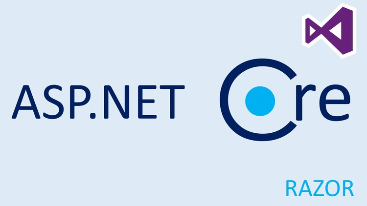 Master ASP.NET Core 3.1 Razor Pages - Web Courses Learn the latest buzz around Razor Pages in ASP.NET Core from beginner to advance concepts. Master ASP.NET Core Razor