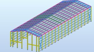 Autodesk Robot Steel Structure Modeling Analysis and Design