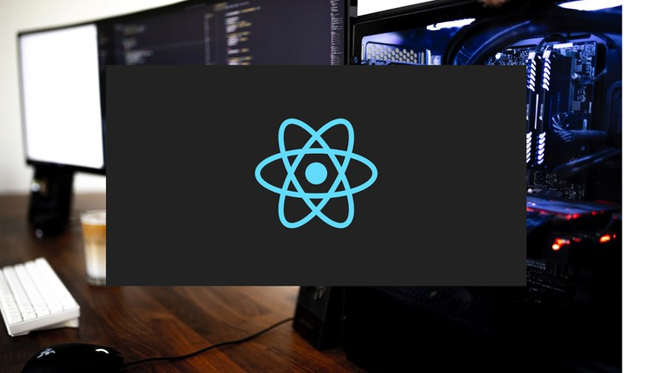 Complete React Bootcamp - Build Hands-on projects