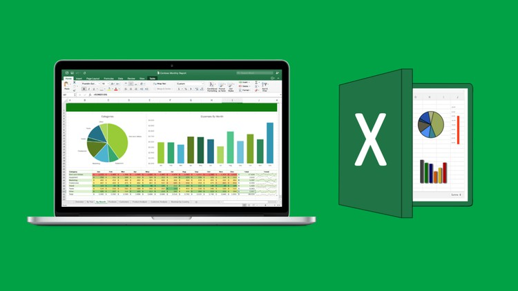 2021 Microsoft Excel from A-Z: Beginner To Expert Course Master pivot tables, formulas, macros, VBA, data analysis and learn how to land your first job as an Excel expert!