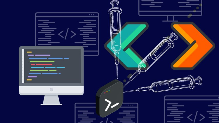 Dependency Injection for Java Developers with Dagger & Guice Learn what dependency injection is and how to use Google Guice and Dagger Injection for dependency injection.