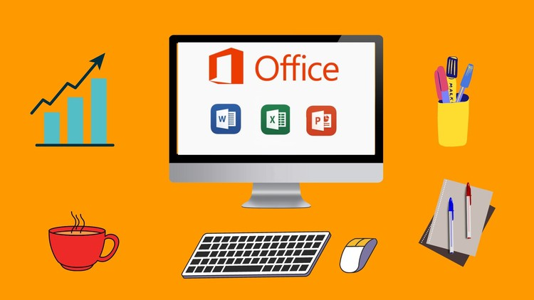MS Office Course Bundle- Word, Powerpoint, Excel & Outlook MS Office Learn and Polish the Most Desirable Office Courses at work, MS Word, MS Excel, MS Powerpoint and MS Outlook