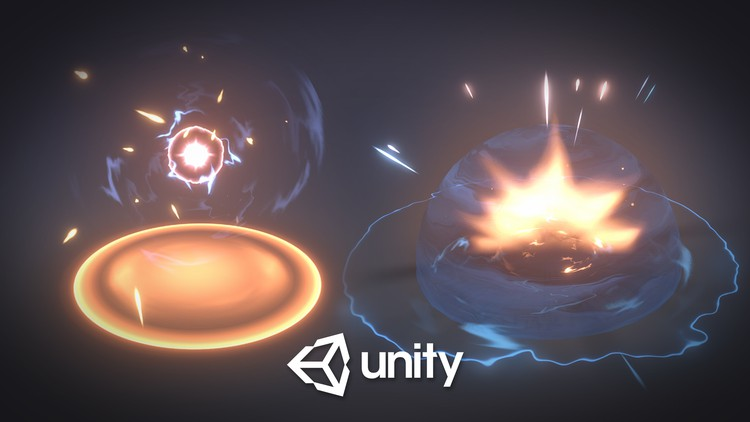 Unity VFX Graph - Beginner To Intermediate Learn the new Visual Effect tool from Unity and start making some awesome Magic Effects.